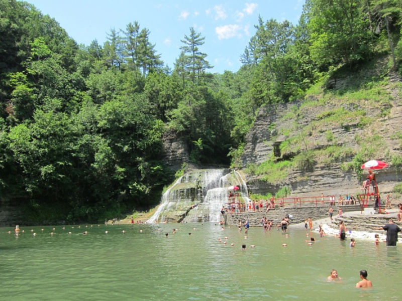 Ithaca Swimming